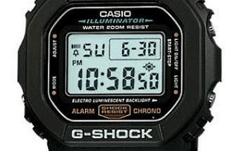 Casio DW5600E-1V review