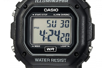Casio F108WH review