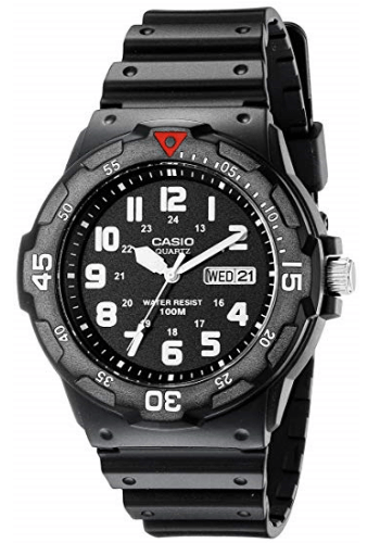 Casio MRW200H-1BV review