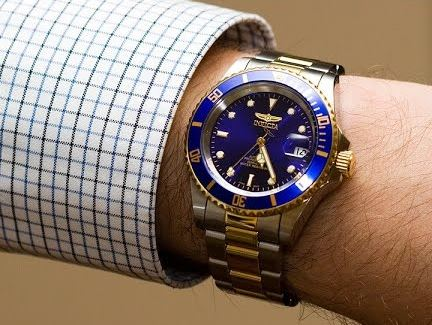 Invicta 8928OB on wrist
