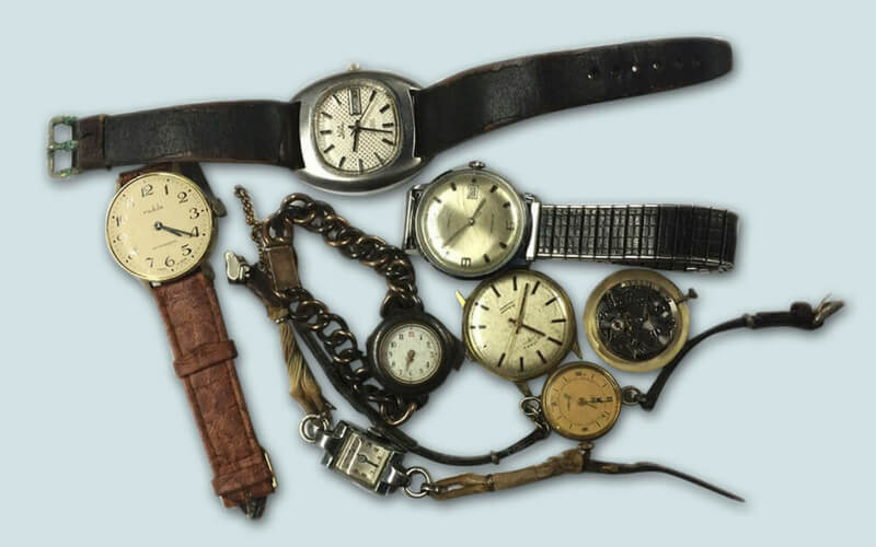 can watches be recycled
