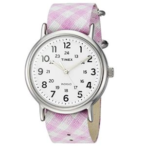 Timex Womens Weekender 38mm Watch
