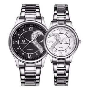 Valentine His and Hers Watches