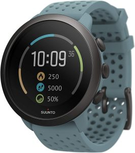 SUUNTO 3 Fitness Tracker Sports Watch moss grey