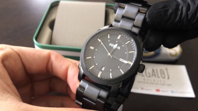 Fossil FS4775 unboxing