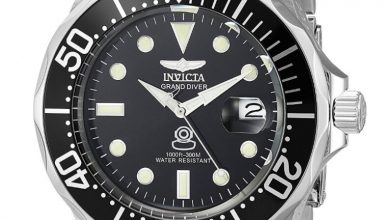 Invicta 3044 review