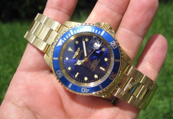 Invicta 8930OB on hand