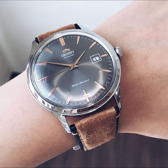 Orient FAC08003A0 on wrist