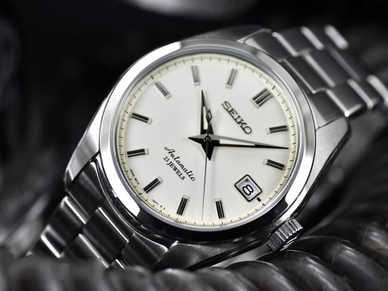 Seiko SARB035 close up