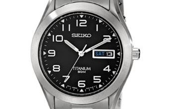 Seiko SGG711 review