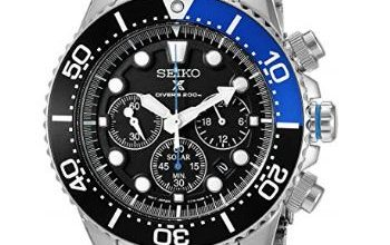 Seiko SSC017 review
