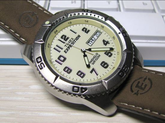 Timex T46681 dial