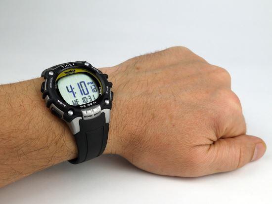 Timex T5E231 on wrist