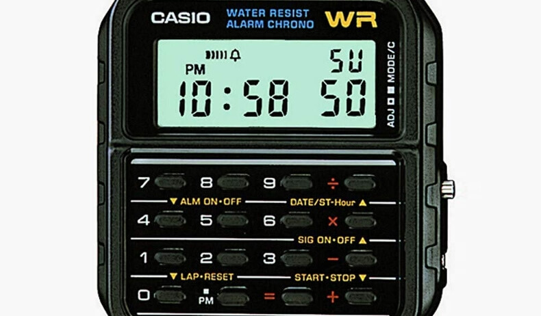 casio CA53W-1 review