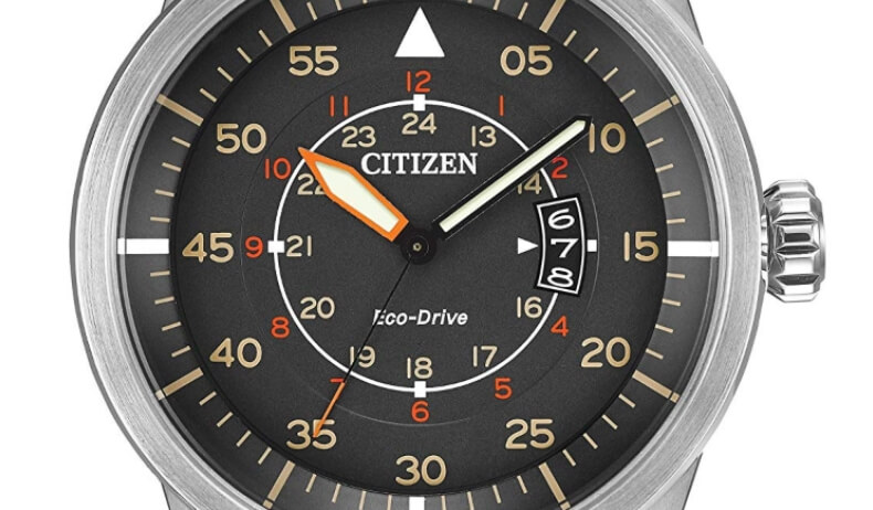 citizen AW1361-10H review