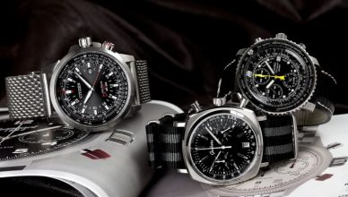 special things about pilot watches
