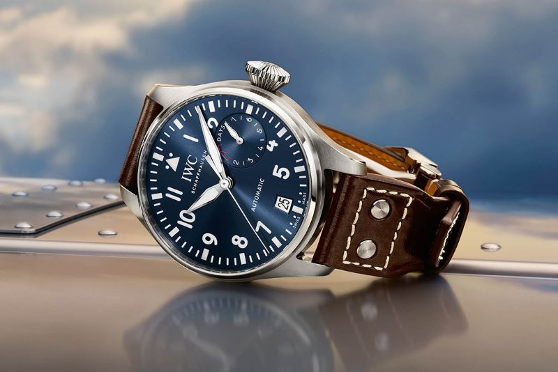 what are pilot watches