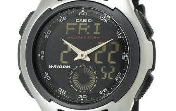 Casio AQ160W-1BV review
