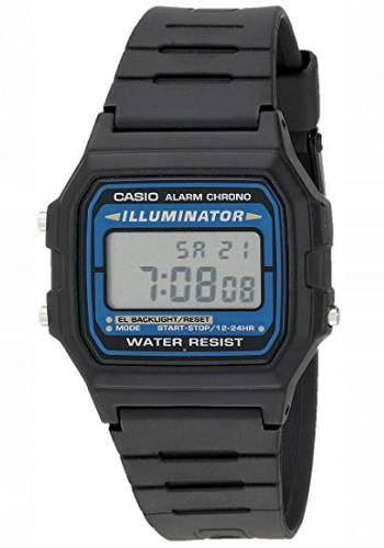 Casio F105W-1A review