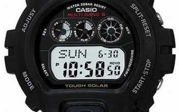 Casio GW6900-1 review