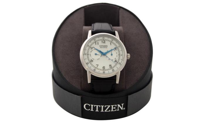 Citizen AO9000-06B unboxing