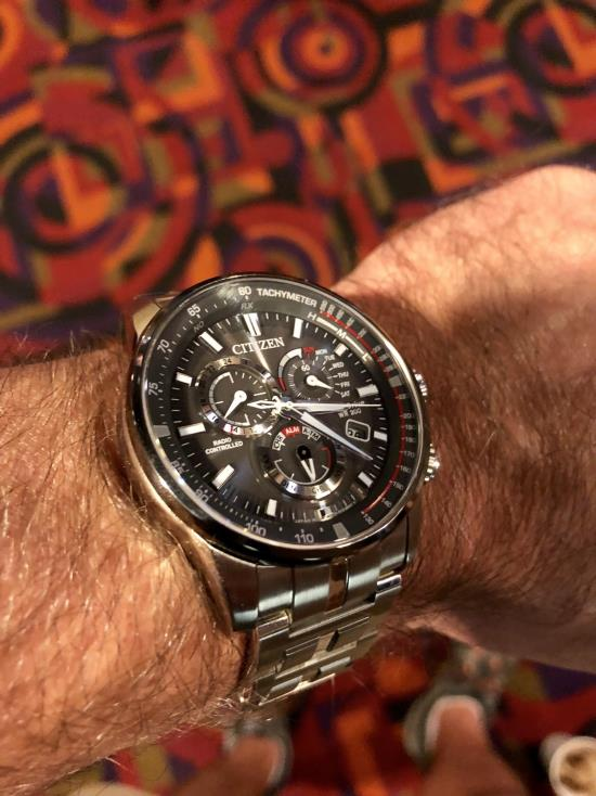Citizen AT4129-57H on wrist