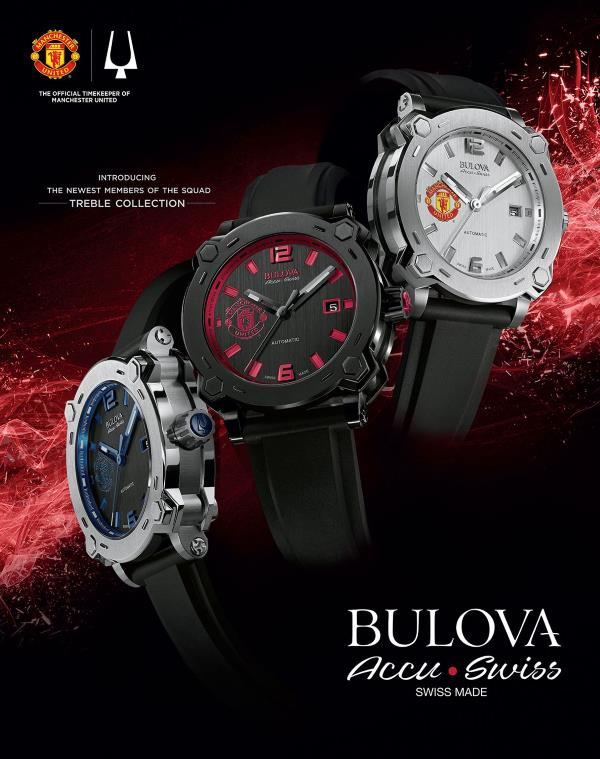 Bulova Percheron 65B165 models