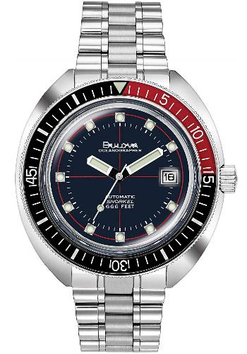 Bulova devil diver 98B320 review