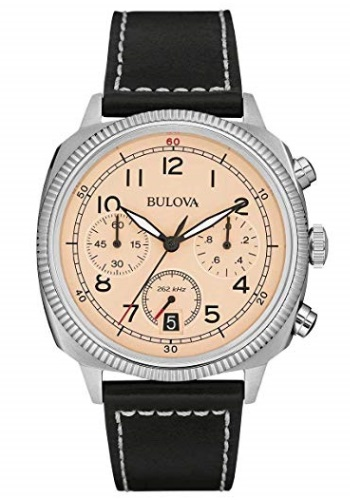 bulova 96B231 military uhf watch review