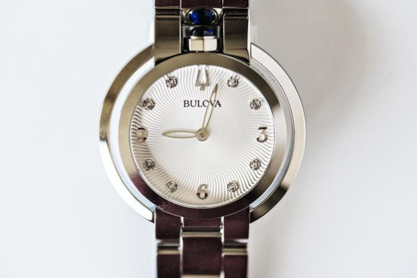 bulova rubiayat close up