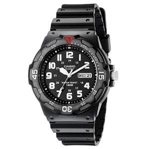 Casio Mens Sport Analog Dive Watch