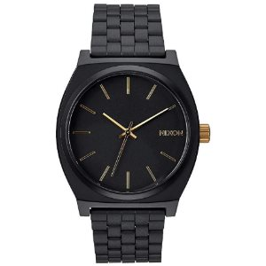 Nixon Time Teller Stainless Steel