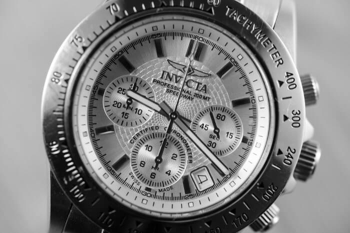 invicta watches history