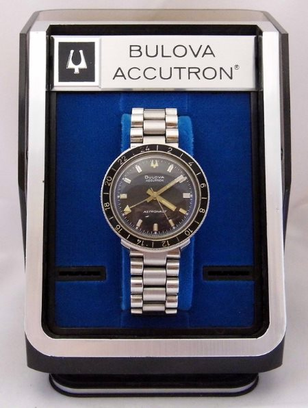 vintage bulova accutron watch 2