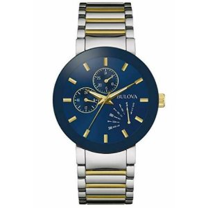 Bulova Futuro 98C123 Blue Dial Watch