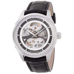 Hamilton Jazzmaster Viewmatic Skeleton Watch H42555751