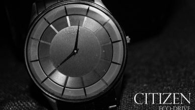 Citizen AR3015-53E close up