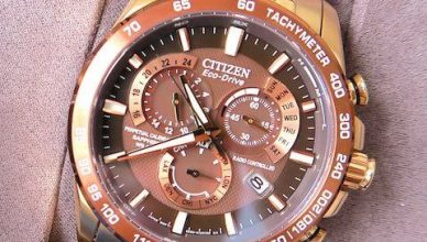 citizen AT4106-52X close up