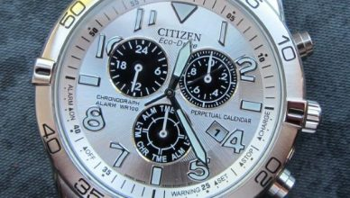 citizen BL5470-06A dial