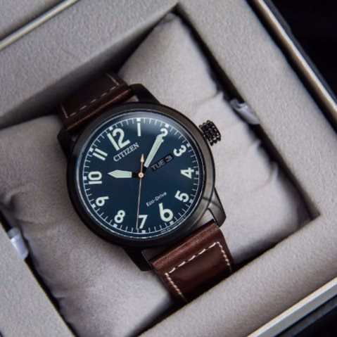 citizen BM8478-01L unboxed