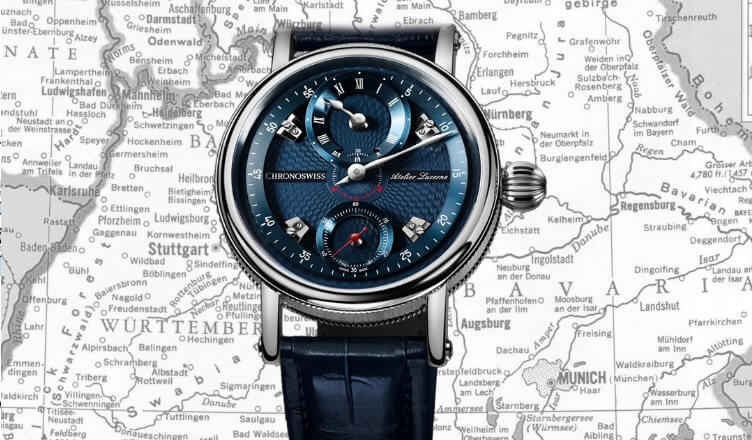 best german watch brands