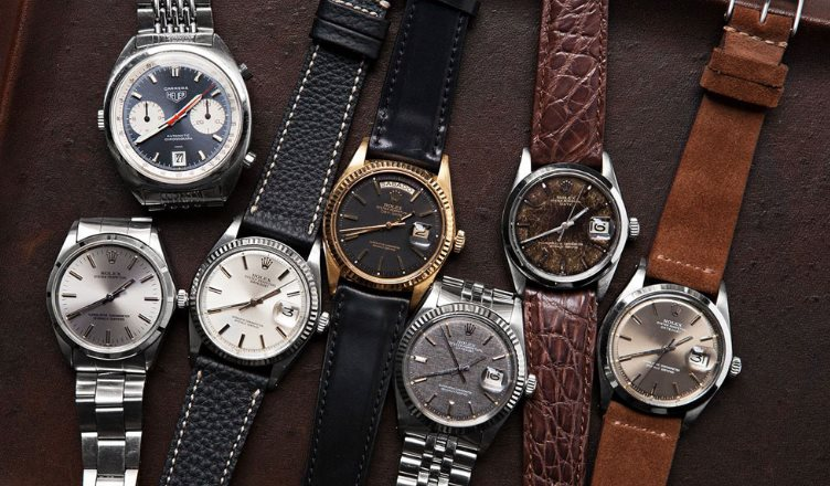 best vintage watch brands