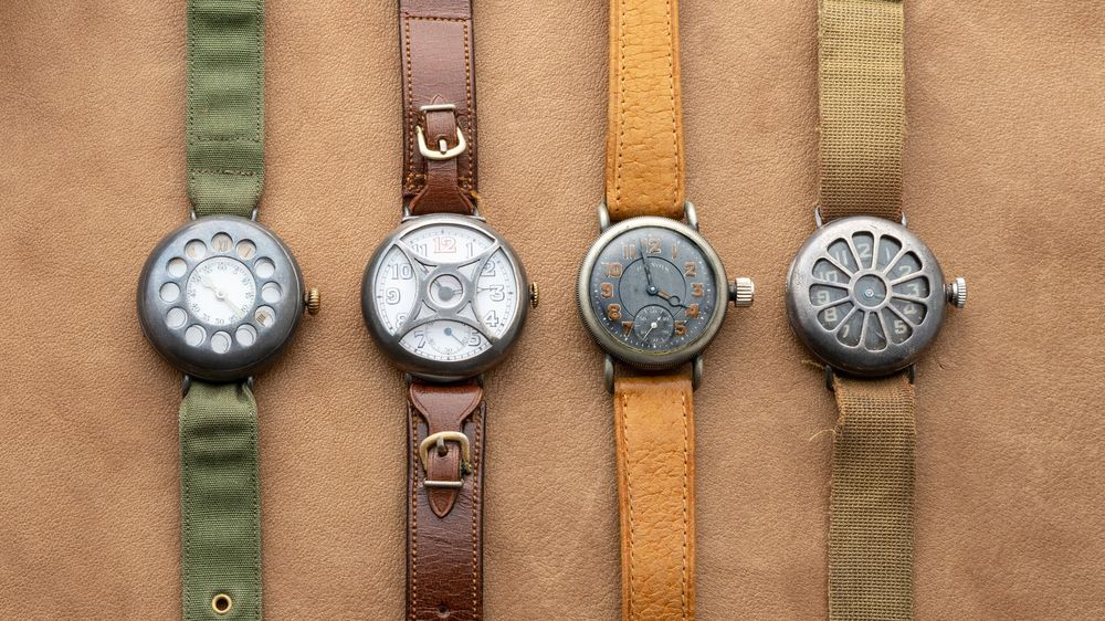 ww1 watches