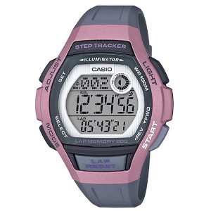 Casio Womens Runner Quartz Running Watch
