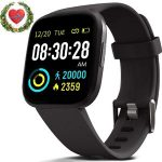 FITVII Smart Watch, Fitness Tracker with IP68
