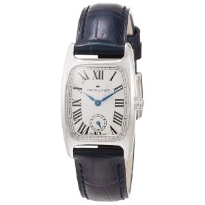 Hamilton Boulton Silver-White Dial Ladies Watch H13321611