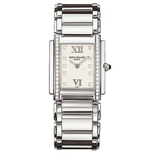 Patek Philippe Twenty 4 Diamond Ladies Watch - 4910-10A-011