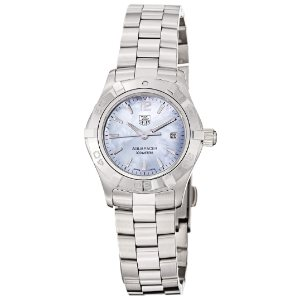 TAG Heuer Womens WAF1417.BA0823 Aquaracer Watch