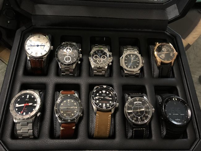 are quartz watches collectible