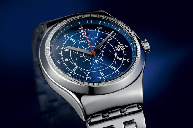 can swatch automatic watches be repaired